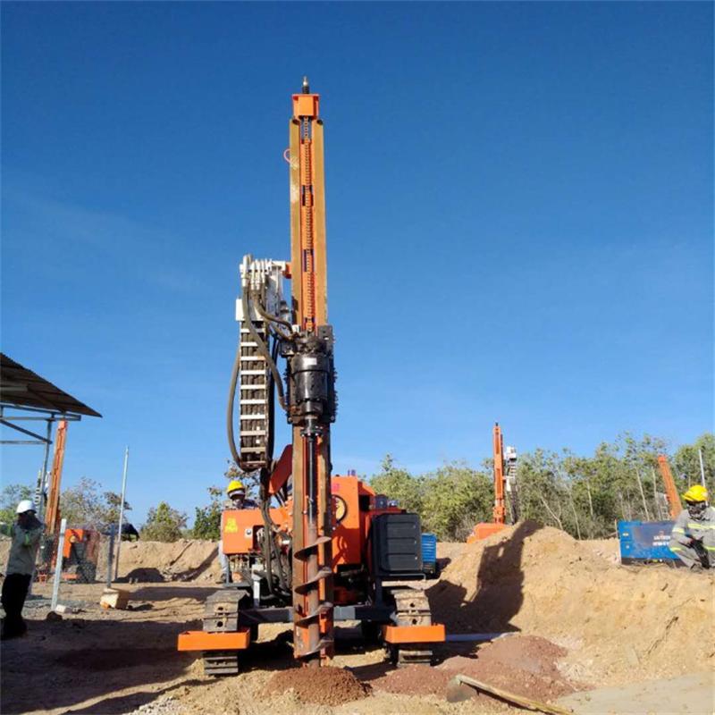 auger drilling