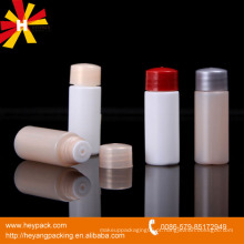 Loção cosmética de plástico loção amostra embalagem do produto fabricante