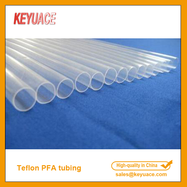 Teflon Pfa Transparent Heat Shrink Sleeve