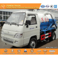 FOTON 4000L Vacuum Suction Sewer truck