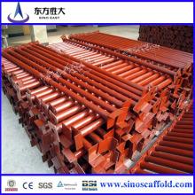 Echafaudage de construction métallique Prop