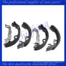 GS8636 1473058 1126158 1075549 98AB2200BD 98AB-2200-BD pour chaussure de frein pas cher Ford