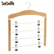 New Style Wooden Hanger for Pants