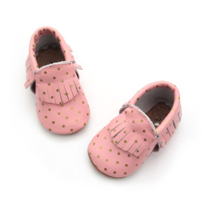Fancy Dots Patterns Mocassini Prezzo attraente Scarpe da bambino