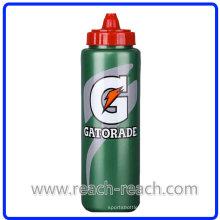 Botella de 750ml PE agua, botellín plástico (R-1203)