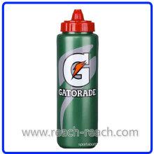 750ml PE Water Bottle, Plastic Sports Bottle (R-1203)