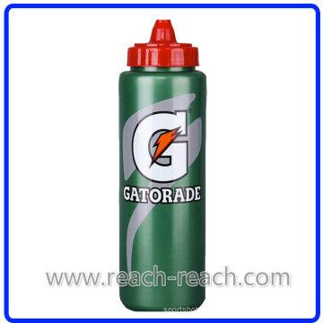 Бутылка 750 мл PE воды, бутылка пластиковая спорта (R-1203)