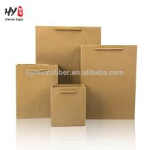 sacola de papel durável tamanho personalizado