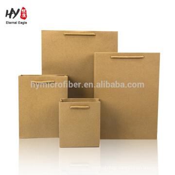 custom size durable paper tote bag