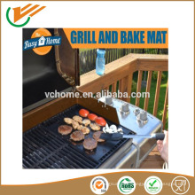 2015 New Oven parts type fire retardant bbq grill mat