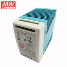 Fuente de alimentación de la serie de seguridad DRC-100A 100w 12v Mean Mean well well