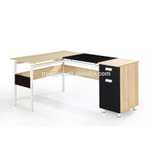 office furniture design wooden computer table desk studying desk photo41