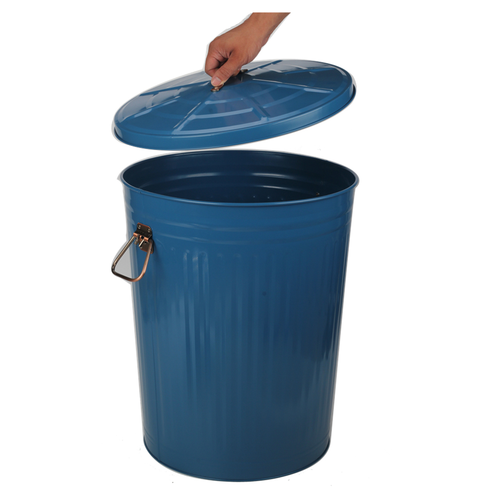 Trash Can For Garden