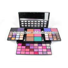 venta caliente cosméticos maquillaje paleta sombra de ojos vacías solo caja de alta calidad precio competitivo