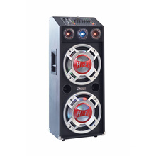 Stage Speaker Protable DJ Speaker with USB/SD (E22)