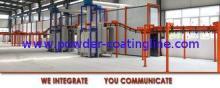 Turnkey Paint Coating Line For Electrostatic Powder Coating