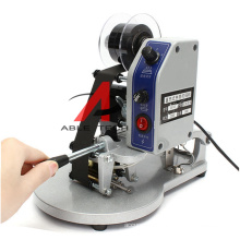 foil hot stamping DY8  print 1-4 lines Safe Reliable Hot Stamping Ribbon Date Manual Batch Coding Machine