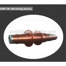 Motor Antriebswelle, Stahl-Antriebswelle OEM CNC-Bearbeitung Service angeboten