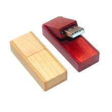 New Product Bamboo Wood USB Flash Drive Custom Logo Wooden USB Flash Drive, 32GB capacity 4GB 8GB 16GB for smart device