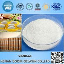 ISO standard food additive ethyl vanillin supplier food processing