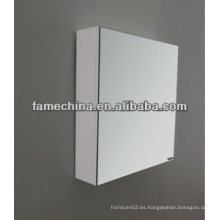 2013 una puerta MDF pintó el gabinete del espejo del cuarto de baño