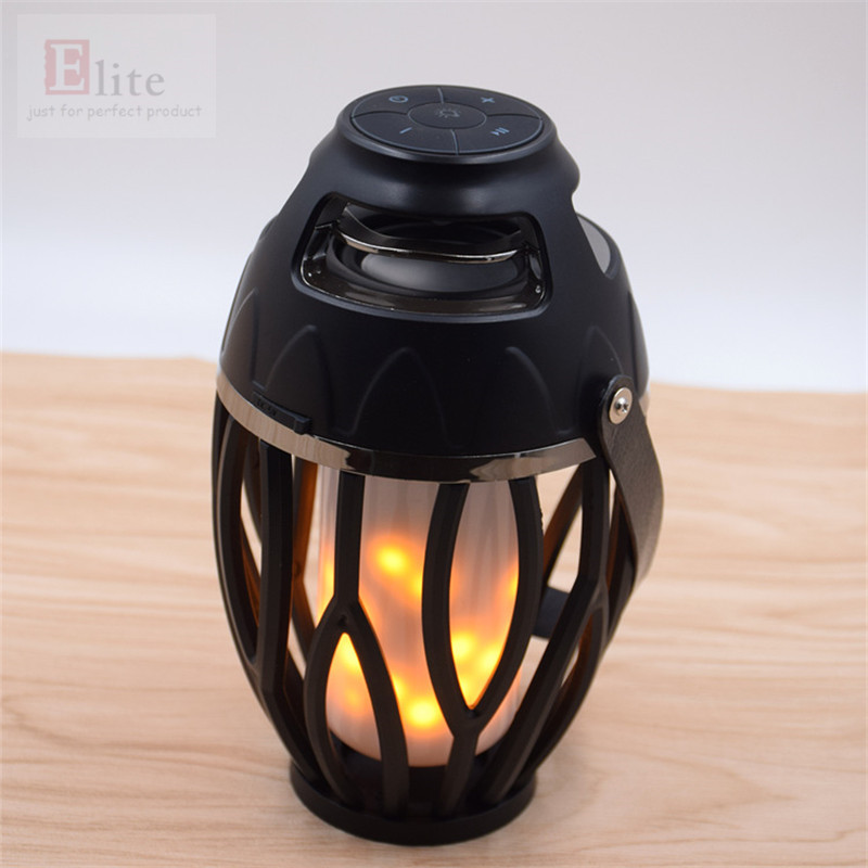Flame Music Lamp 12