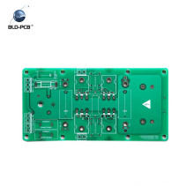 Projeto em linha de alta freqüência da placa de circuito impresso do PWB de UPS