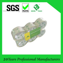 Dongguan OEM Factory with SGS, ISO Certificate BOPP Packaging Tape