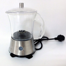 Transparent Glass Milk Frother