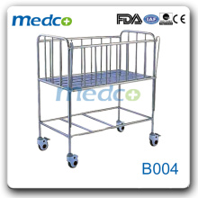 Детская кроватка из нержавеющей стали (детская кроватка) B004