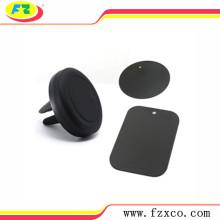 Support de téléphone magnétique léger et pratique d'évent de voiture