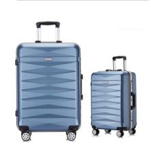 Bagage chaud d'alliage d'aluminium de chariot à tirette de vente