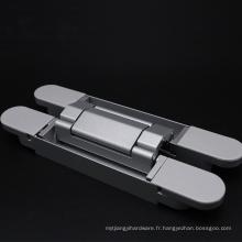 Charnière cachée résistante de portes en métal de nouveaux produits de 120 kilogrammes