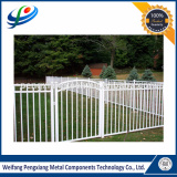 High quality aluminum flat top fence made in china