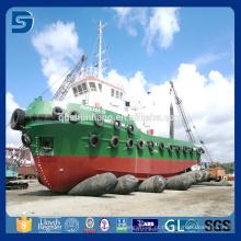 Tamanho: Airbags marinhos de Dia1.8mx10m para a plataforma de perfuração a pouca distância do mar