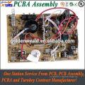 conjunto eletrônico feito sob encomenda do PWB da fabricação do conjunto do PWB da máquina de soldadura do pcba do bga