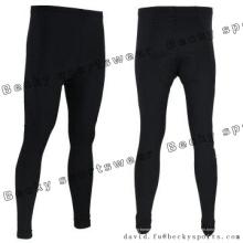 Длинные велосипедные штаны для занятий физкультурой