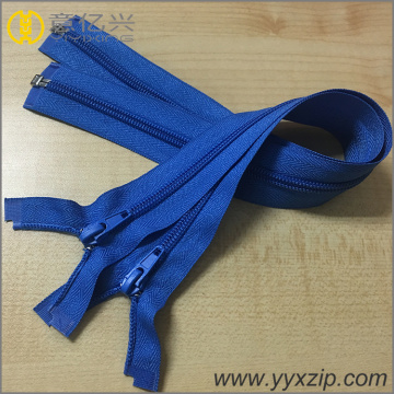 Nylon Open End Plastic Bottom Stop Ritsleting