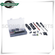 36 STÜCKE Reifenreparatur Kits Tubeless Reifen Ventil Reparatur Kit Reifeneinsatz Werkzeuge