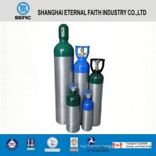 4L High Pressure Aluminum Gas Cylinder (LWS140-4.0-15)