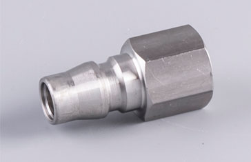 Stainless Quick Coupler Plug Female Thread