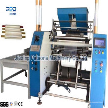 Многофункциональная автоматическая машина для намотки растягивающей пленки с расширенным сердечником