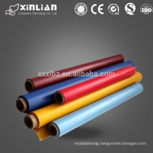 factory price promotion plastic packaging rolls /plastic film roll for agriculture