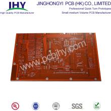 Doble cara PCB HASL LF Acabado superficial