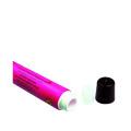Tubo de plástico suave cosmético del envase del bálsamo labial 7ml para el brillo de labios