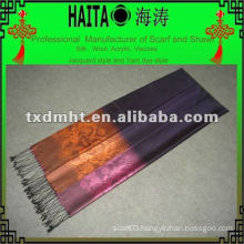 100%luxurious silk shawl for popular women