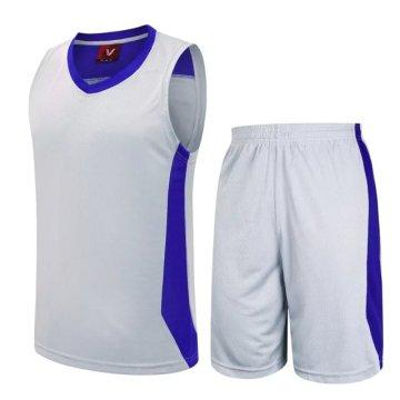 2016 Профессиональный Custom Дешевые Обратимые Баскетбол Униформа