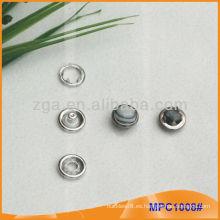 Moda Pearl Prong Snap botón MPC1008