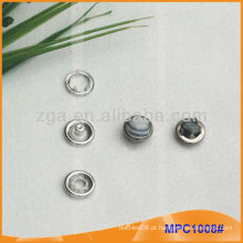 Moda Pearl Prong botão Snap MPC1008