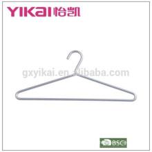 2015 usado alumínio camisa roupas cabide na venda